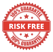 100% Guarantee Risk Free