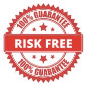 100% Guarantee Risk Free